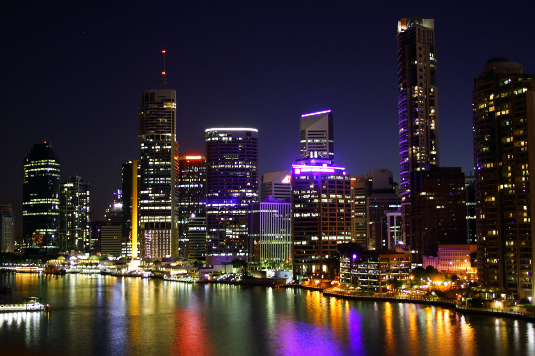 Brisbane – Australia's next 'World City'