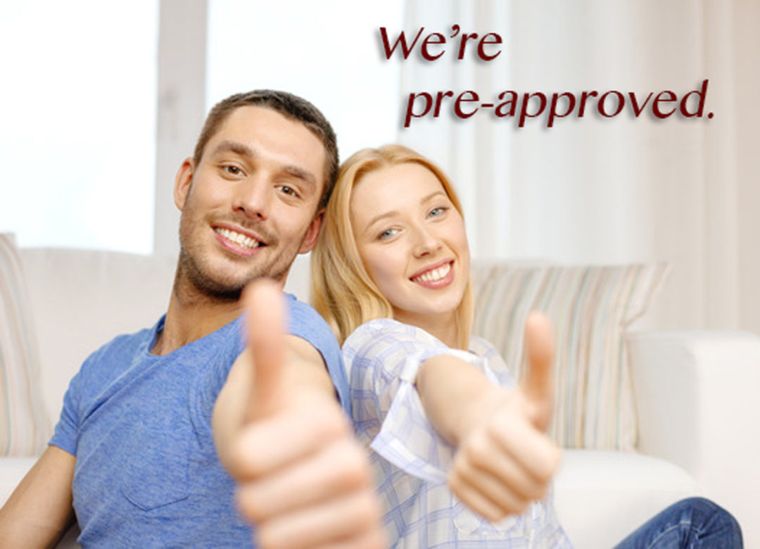 Pre-approval – Get it Sorted!