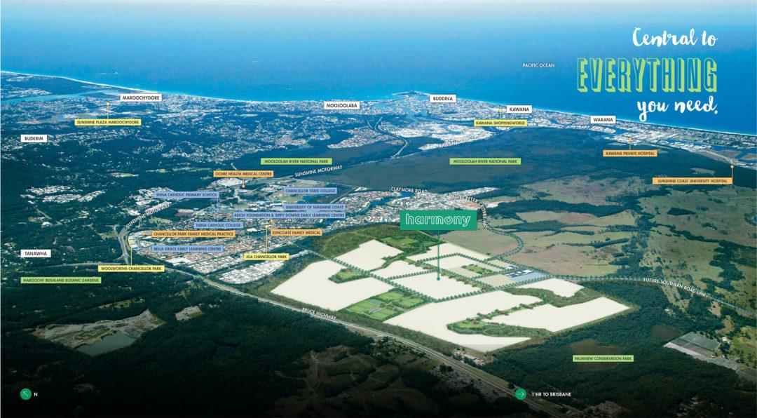 Harmony – Sunshine Coast's EnviroDevelopment