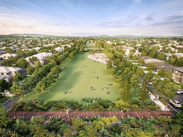 Harmony Linear Park