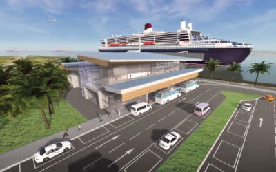 Brisbane's Cruise Ship Terminal Gets Green Light