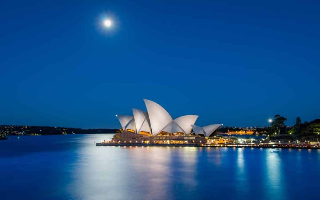 Sydney A Challenger To The Big Seven Established World Cities