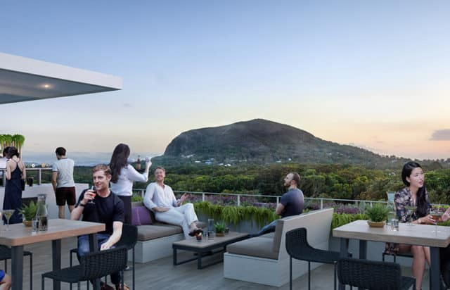 "Yaroomba Beach Project Steams Ahead  ""Westin Coolum Spa and Resort """
