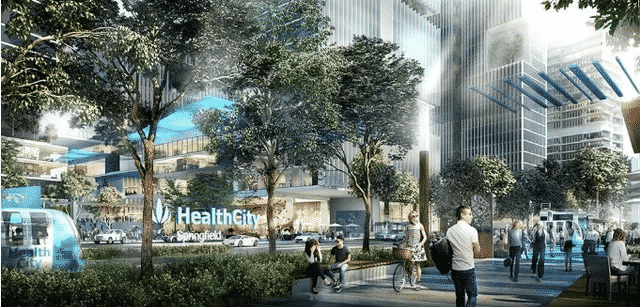 Springfield Health City