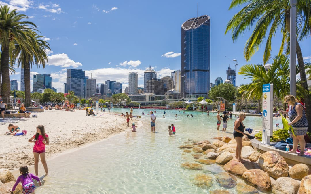 Brisbane Takes Out Top Spot As Australia's Most Liveable City