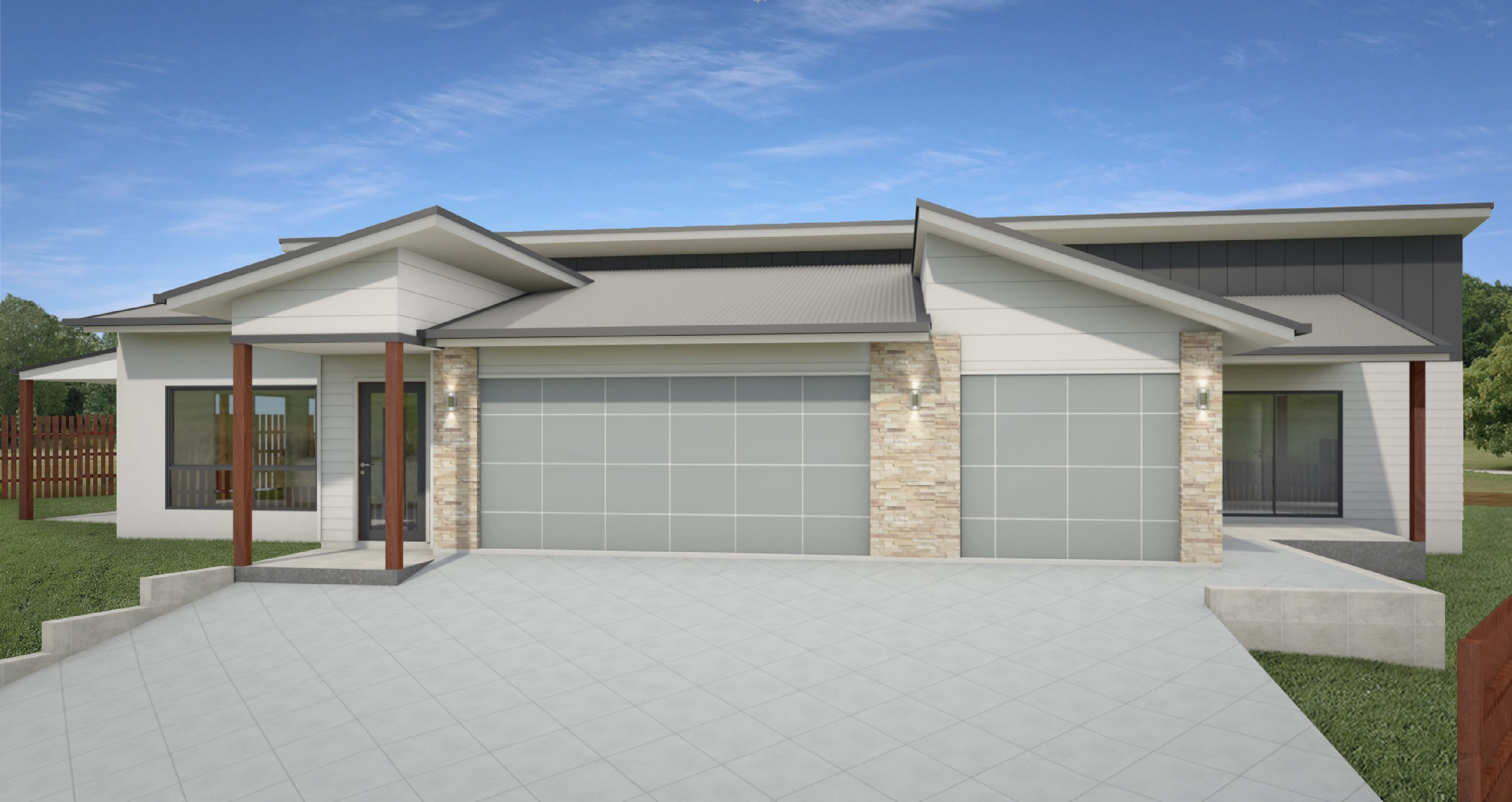 Hinterland Dual Occupancy Huge Rental Yield- The Grove Burnside