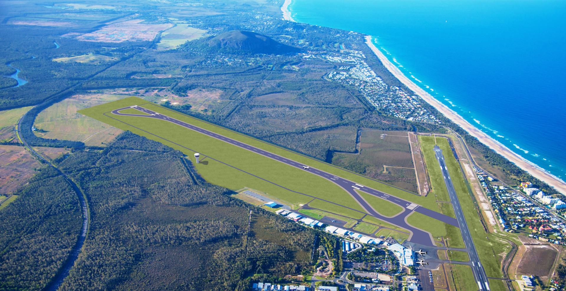 Sunshine Coast Infrastructure