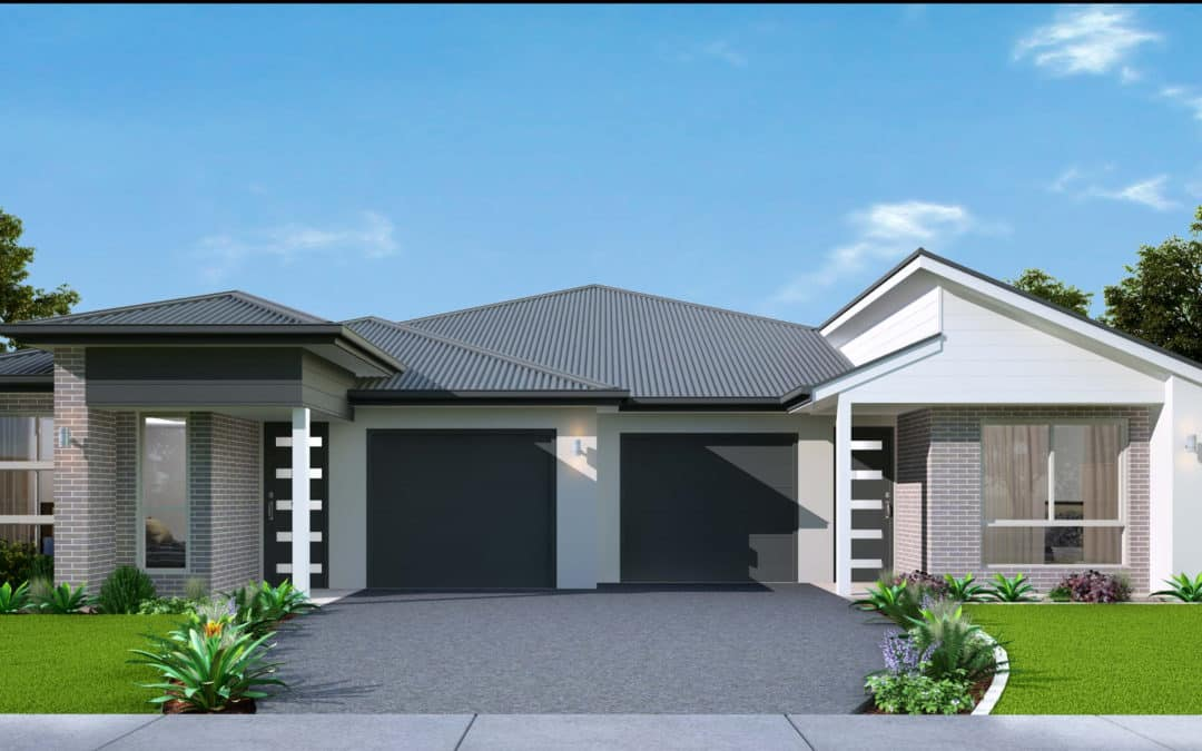 Awesome New Duplex In Gillieston Heights, NSW!!