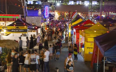 Night Markets come to the Sunshine Coast, and we can't wait!