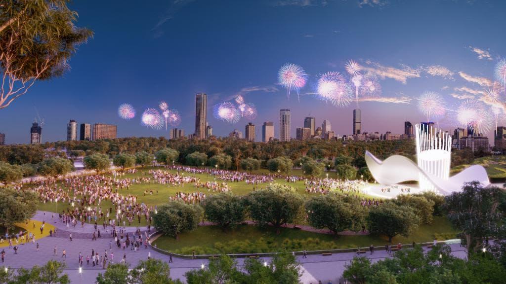 Victoria Park Upgrade!!!