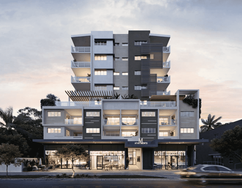 Cracking Apartments In Brisbane about 5 minutes to Brisbane CBD!