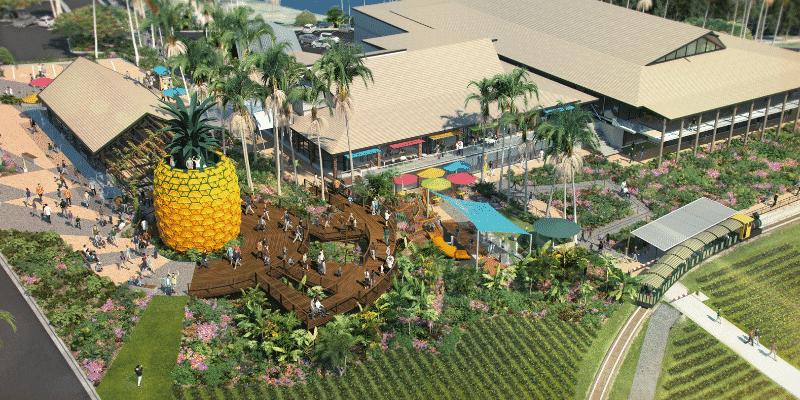 The Big Pineapple Upgrade!!!