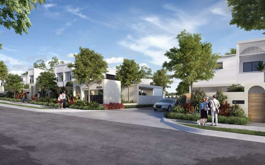 Superb Blue-Chip Townhouses Situated In Buderim!