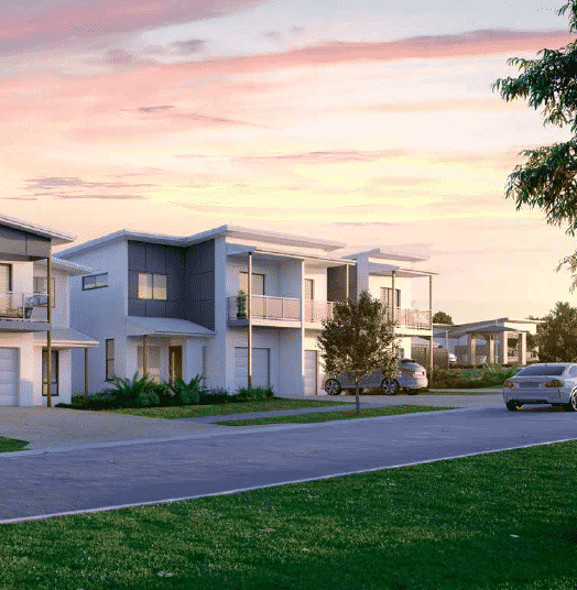 Thornlands townhouses that will make your mouth water