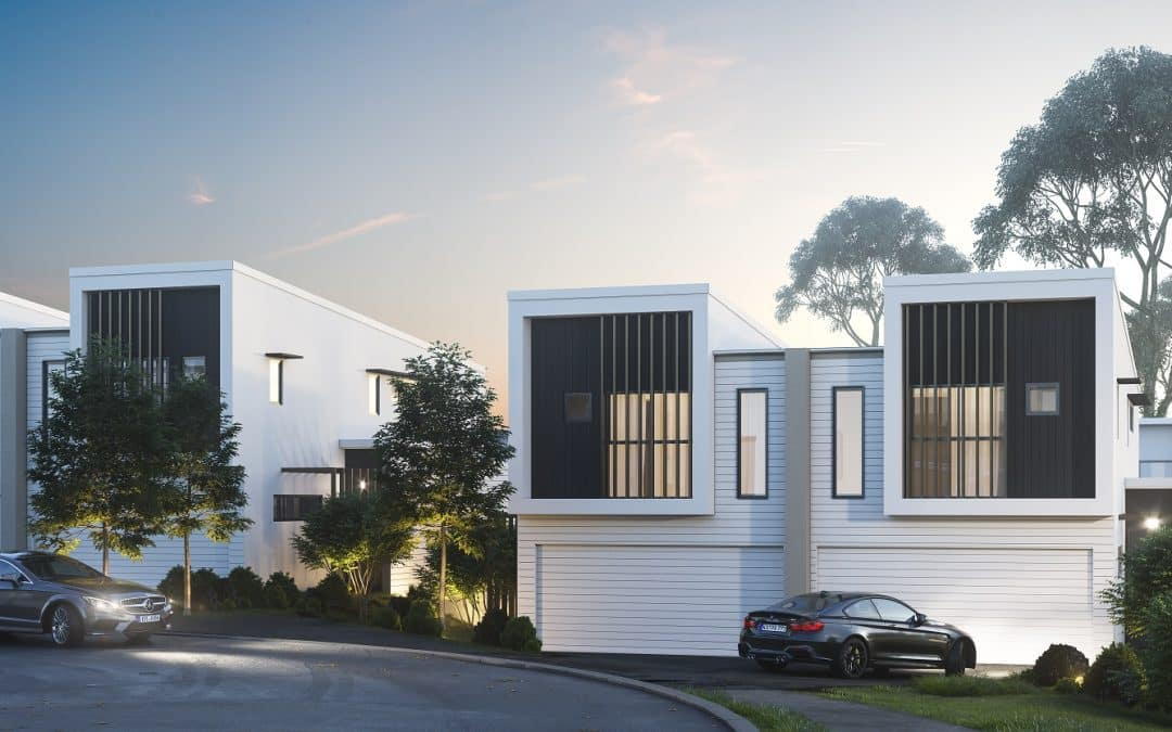 Exclusive Collection of Townhouses at McDowall (North Brisbane)