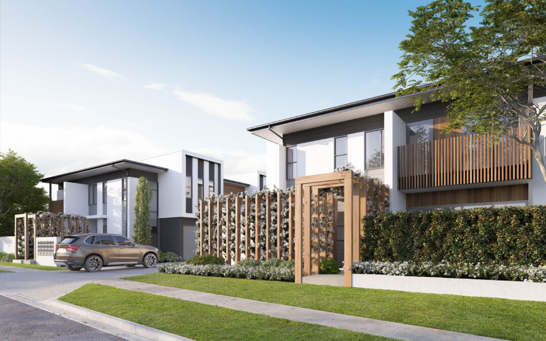 Beautifully Designed Townhouses In Carina (Brisbane) 10 km to CBD