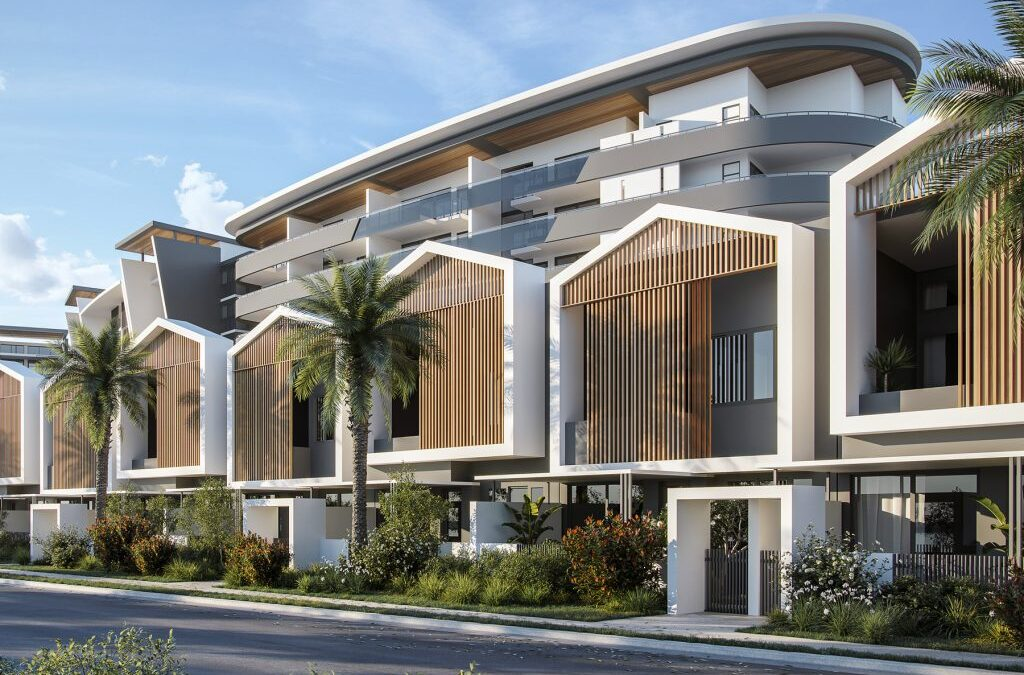 Fabulous Waterfront Townhouses Perfectly Located in Birtinya