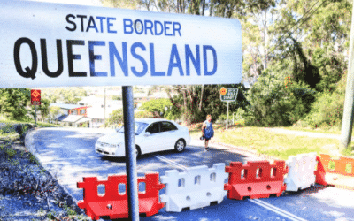 Coast Border Boom about to Begin