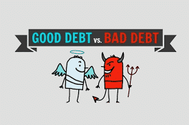 Do you Know the Difference Between Good and Bad Debt