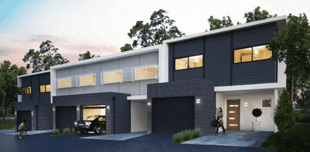 Brisbane Townhouses in Scenic Bushland Surrounds