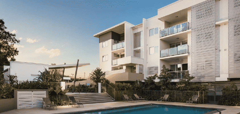 Luxury Gold Coast Apartments Built and Rented