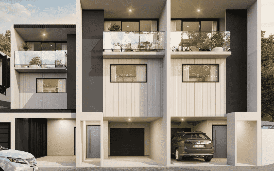 Large, Luxury Townhouses in Arana Hills – Only 1 Remains