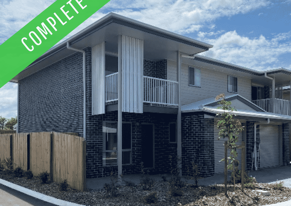 Townhouses – Great Price Point and Move Straight In!