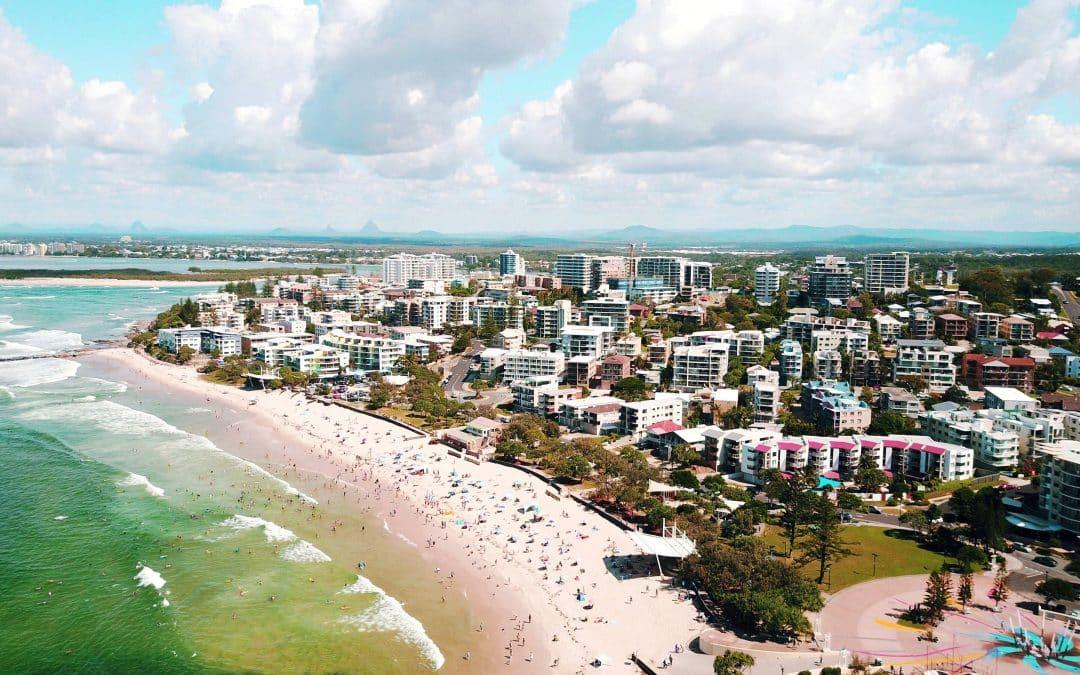 Coast Property Market Toast of the State